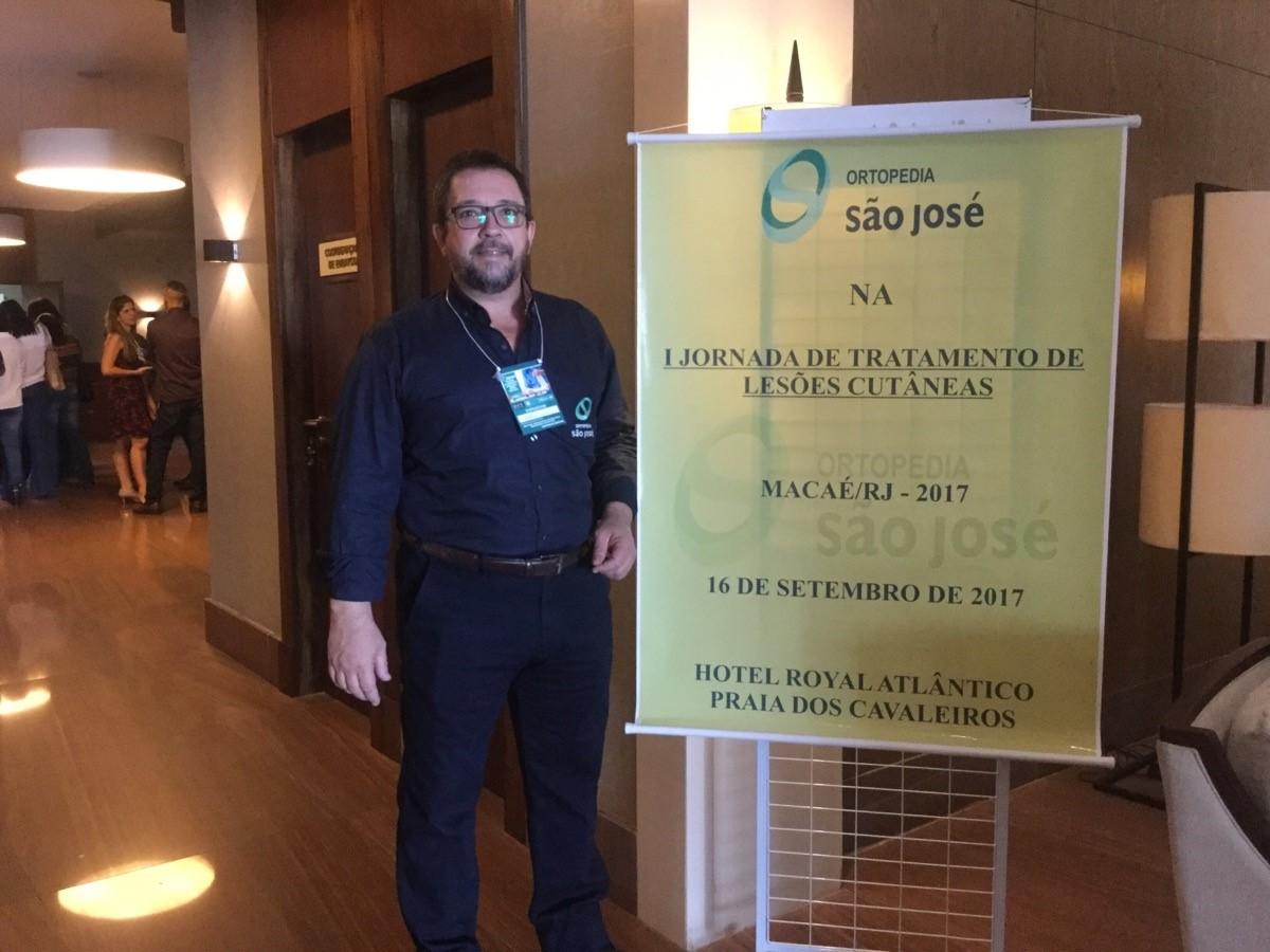 Diretor – Ortesista/Protesista Manoel Luiz.